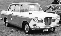 1969 Wolseley 16/60 (image originally uploaded by Redsimon at English wikipedia)