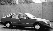 1982 Ford Sierra (image originally uploaded by Pete Richardson at endangeredcars.blogspot.com)