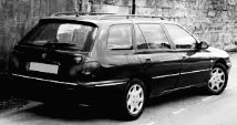 2003 Peugeot 406 LX Estate (image originally uploaded by Vauxford to commons.wikimedia.org)
